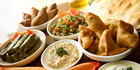 Traditional Lebanese degustation feast in Brighton Le Sands