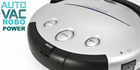 Amazing self-charging robotic vacuum cleaner