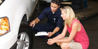 $289 for a Cambelt Replacement, 50-point Safety Check & Report, Fluids Top-up, Battery Check & Suspension Check (value $650)