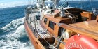 $58 for a Summer Auckland Harbour Cruise Aboard The Haparanda Luxury Schooner (value $130)