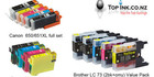 From $27 for Inkjet Cartridges incl. Nationwide Delivery, or Laser Cartridges Compatible with HP, Brother, Epson and Canon Printers (value up to $230)